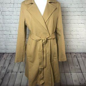 Cabi love carol trench coat Camel color